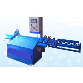 Automatic stirrup/ rebar bending and cutting machine