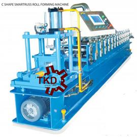 C SHAPE SMARTRUSS ROLL FORMING MACHINE