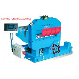 CURVING FORMING MACHINE
