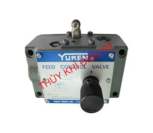 FEED CONTROL VALVES