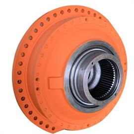 High power inner curve piston hydraulic motor