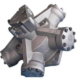 integration hydraulic motor