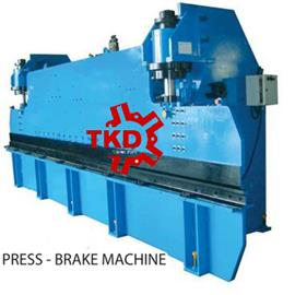 PRESS- BREAK MACHINE